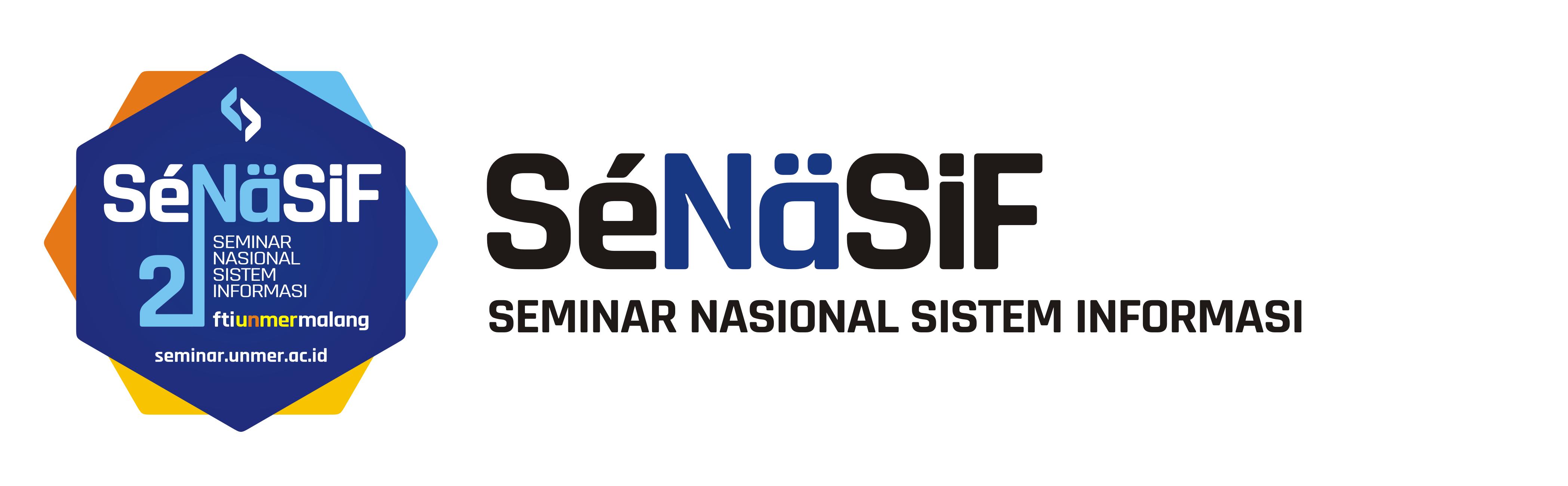 Seminar Nasional Sistem Informasi (Senasif)